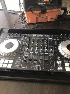 Serato mixer y caja por 1,500 for Sale in Annandale, VA