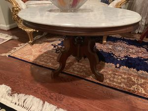 Three Italian marble top for 350 for Sale in Alexandria, VA