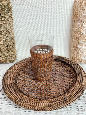 Boho rattan kitchen set for Sale in San Diego, CA