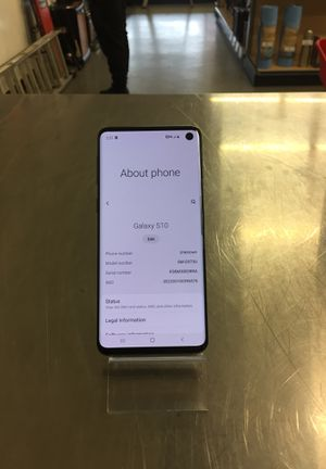 Samsung Galaxy S10 for Sale in IL, US
