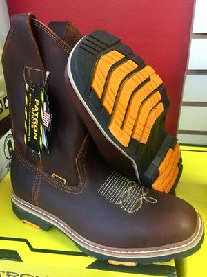 Botas para trabajo en construcción o Jardinería (construcción work boots for Sale in Santa Barbara, CA