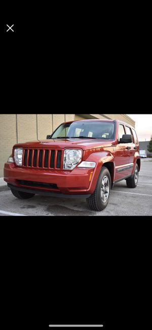 2008 JEEP LIBERTY 4X4 for Sale in Lexington, KY