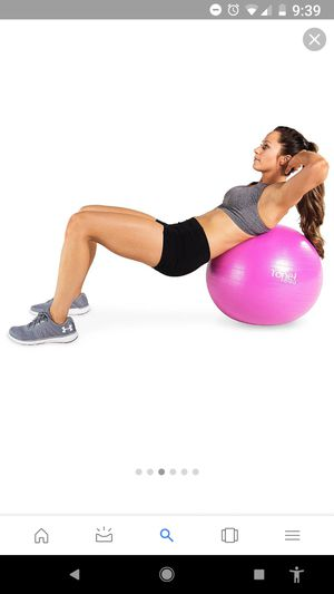 Exercise ball for Sale in Sanger, CA