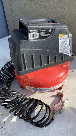 Air compressor husky 100 PSI for Sale in San Diego, CA