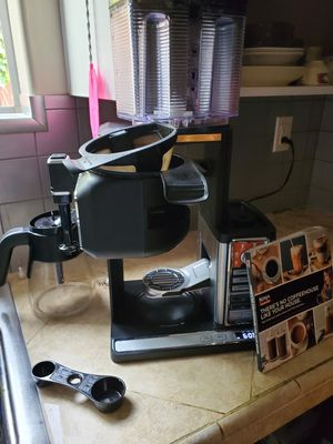 Ninja CF090CO Coffee Maker with all accessories for Sale in Lomita, CA