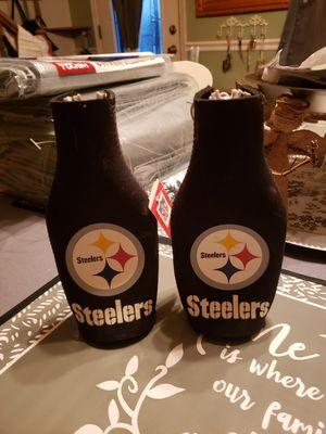 Steelers bottle cozy for Sale in York, PA