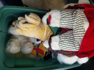 Free stuffed animals 10-20-19 for Sale in Carrollton, TX