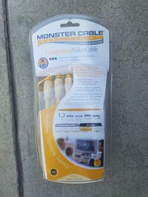 Monter cables for Sale in Los Angeles, CA