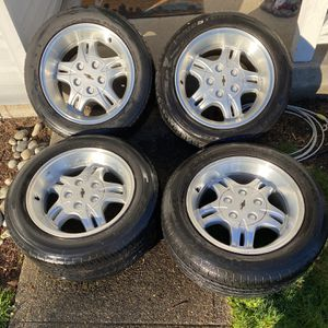 5x4.75 Chevy Xtreme Wheels for Sale in Tacoma, WA