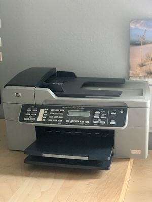 Hp officejet j5740 all-in-one copy, scanner, fax, printer for Sale in Kent, WA