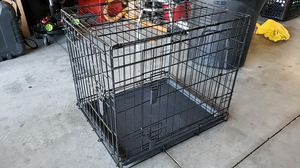 Small dog crate for Sale in Corona, CA