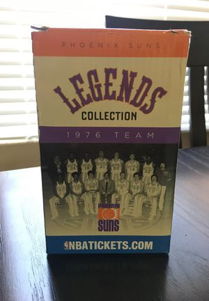 NBA Legends Collection glass for sale Phx Suns for Sale in Phoenix, AZ