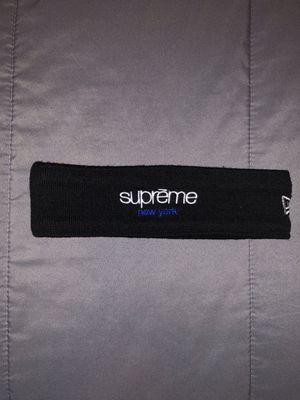 Supreme / New Era Classic Logo Headband for Sale in San Antonio, TX
