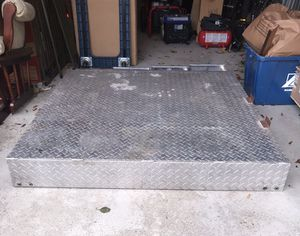 "Aluminun Drawer System for Truck or Van Bed Tool Box 50"" L x 48"" W x 6"" H for Sale in West Bloomfield Township, MI"
