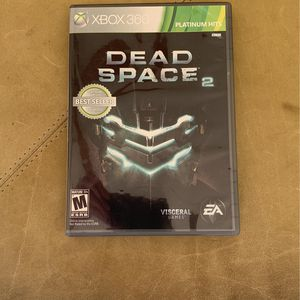 XBOX 360 Dead Space 2 Discs and Case (No Manual) TESTED!!! for Sale in Fort Lauderdale, FL