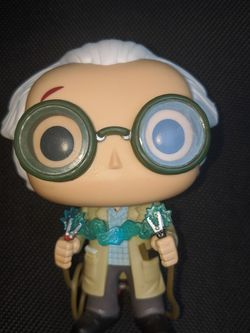 Funko Pop Action Figure Back To The Future Action Figure Doc Time Travel for Sale in Tigard,  OR
