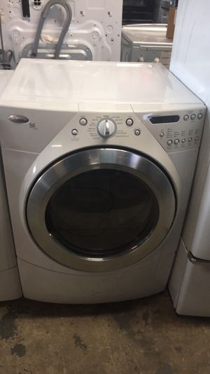 Whirlpool Front Load Dryer Gas for Sale in Farmingdale, NY