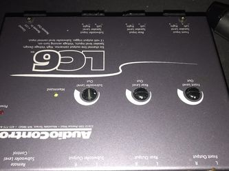 LC6 Audio Control for Sale in Portland,  OR