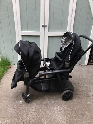 Graco double stroller for Sale in Newberg, OR