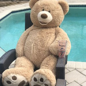 4.5 Ft Hug fun Bear ( Just In Time For Valentines Day ) for Sale in Fort Lauderdale, FL