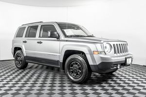 2016 Jeep Patriot for Sale in Lynnwood, WA