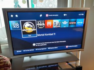 Mitsubishi 50inch monitor with HDMI port with LG Speakers for Sale in Washington, DC