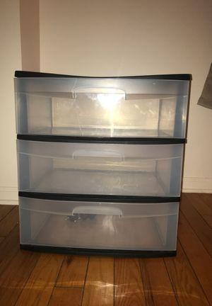 Plastic Drawers for Sale in Dearborn, MI