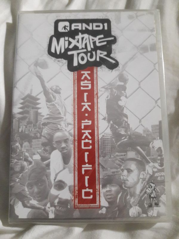 And1 Mixtape Asia Pacific Tour