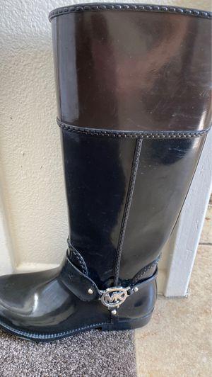 Michael Kors Rain Boots for Sale in Adelanto, CA