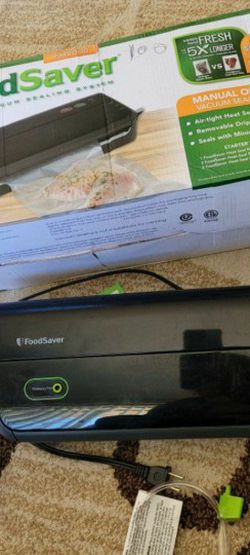 Foodsaver FM2000 Vacuum Sealer System for Sale in Torrance,  CA