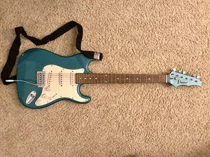 Crescent electric guitar for Sale in Orlando, FL