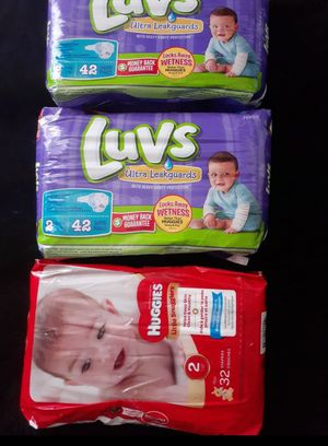 Huggies and luvs for Sale in East Los Angeles, CA