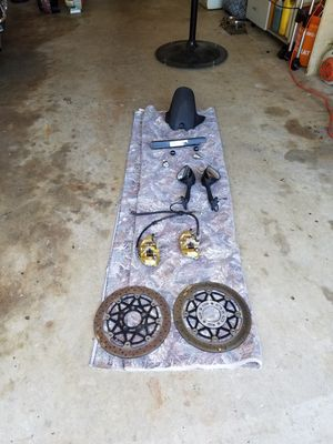 Parts for GXSR 600, 650 2006 motorcycle for Sale in Clermont, FL
