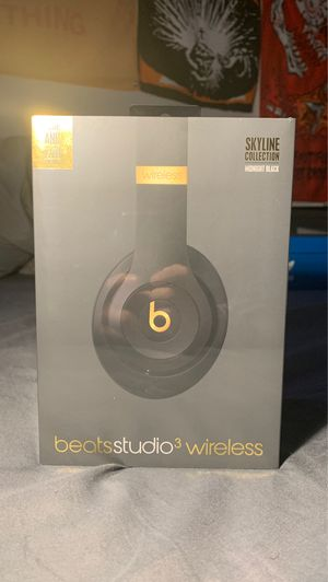 Beats Studio3 Wireless Headphones (brand new/still sealed) for Sale in Cleveland, OH