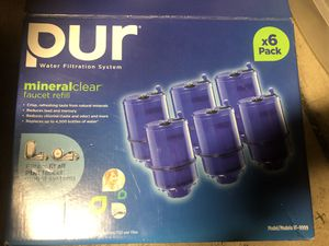 Pur and Brita Filters and Refills for Sale in Aurora, IL