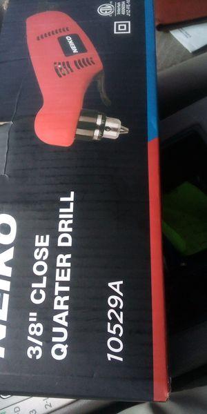 Neiko close quarter verible speed drill for Sale in Springdale, AR