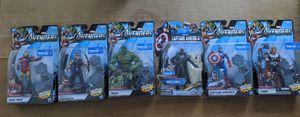 Marvel Legends Avengers Hulk Captain America Hawkeye Thor Nick Fury Iron Man Exclusive for Sale in Woodland Park, NJ