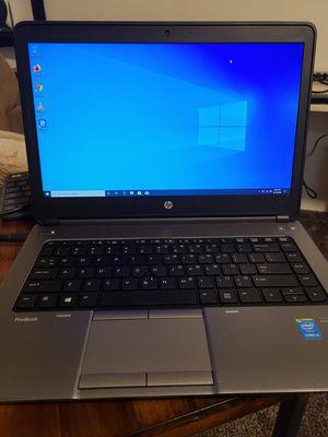 HP Probook 640 G1 Intel i5 Laptop for Sale in Perris, CA