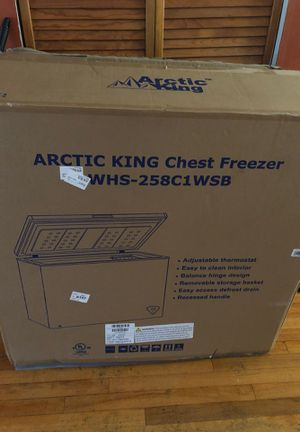 Arctic king chest freezer for Sale in Washington, DC