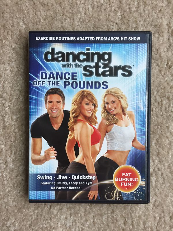 Dancing with the Stars; Dance Off the Pounds DVD