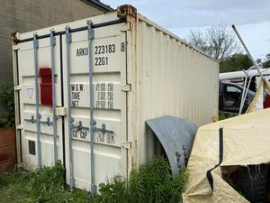 Steel Container for Sale in Washington, PA