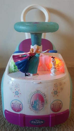 Frozen Elsa car for Sale in Fairfax, VA