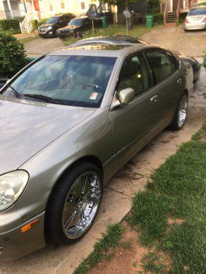 1999 Lexus GS300 for Sale in Lithonia, GA
