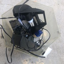 Fish Tank 4 Gallons New ligh And Filter for Sale in San Jose,  CA