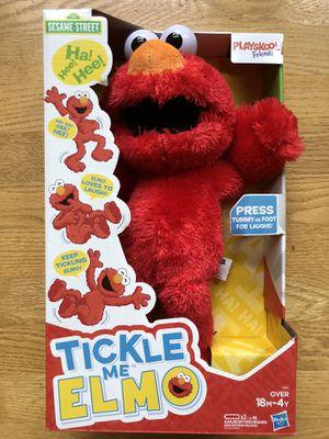 Playskool Tickle Me Elmo Sesame Street for Sale in Bothell, WA