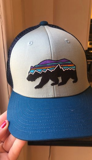 Brand new Patagonia trucker hat one size for Sale in Long Beach, CA