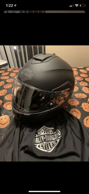 Harley Davidson Motorcycle Helmet (Mens Size XL) for Sale in San Dimas, CA