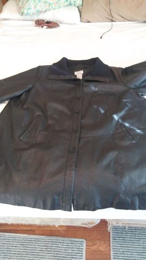 Mens heavy 100% genuine leather for Sale in NC, US