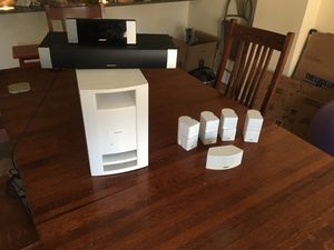 Bose music system for Sale in Chicago, IL