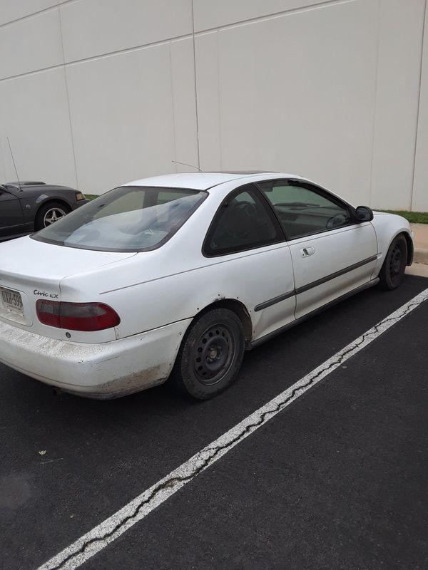 94 Honda Civic Ex